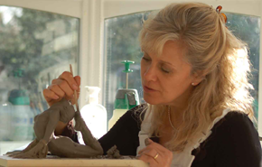 Diane Coates, Sculptor and Painter